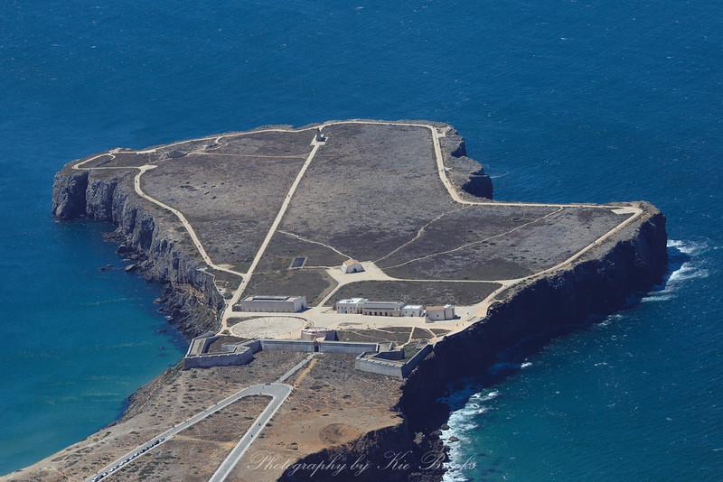 """Sagres Point (Ponta de Sagres)<br /> <a href=""""http://en.wikipedia.org/wiki/Sagres_Point"""">http://en.wikipedia.org/wiki/Sagres_Point</a>"""