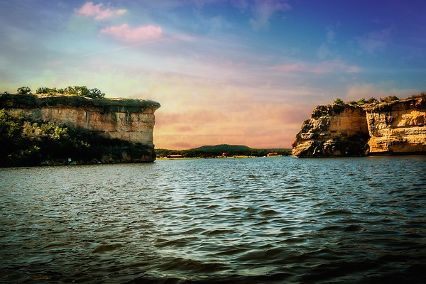 {Possum Kingdom Lake}