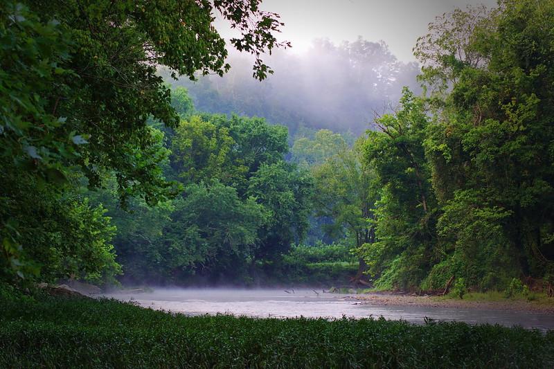 Harpeth mist