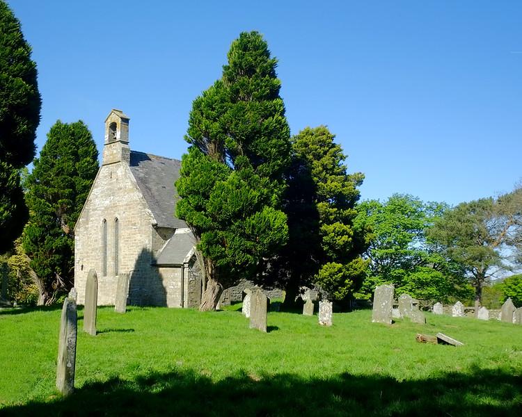 All Saints Church, Muggleswick