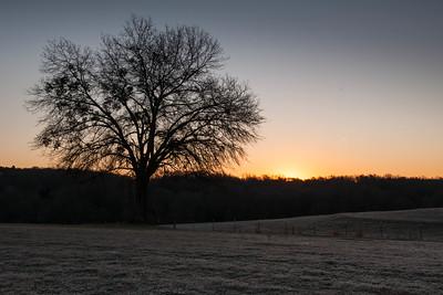 Powdersville Sunrise