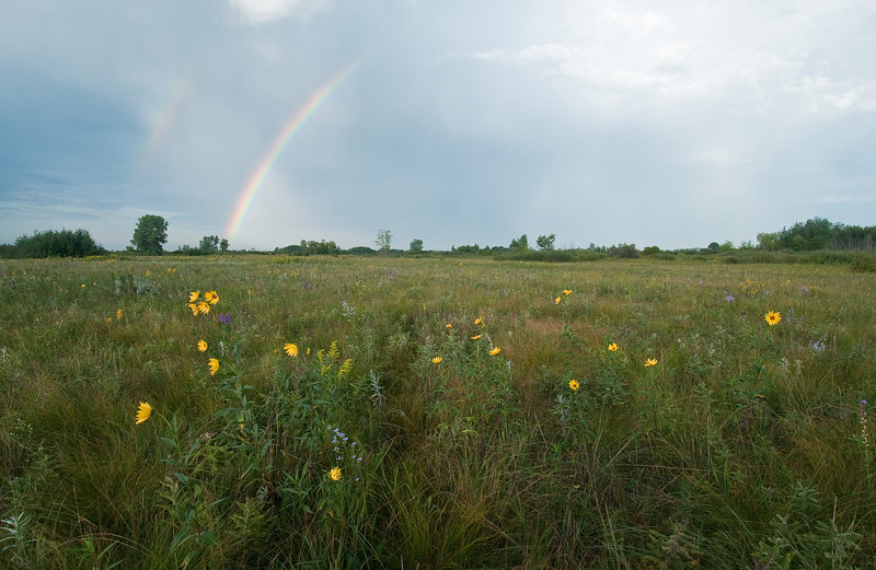 MNPR-9062: Rainbows over Roscoe Prairie