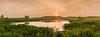 Prairie pothole panoramic