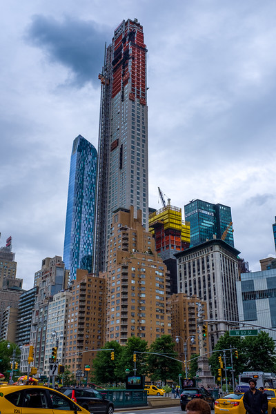 Columbus Circle Tower Construction