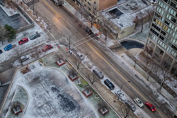 Winter on Sheridan