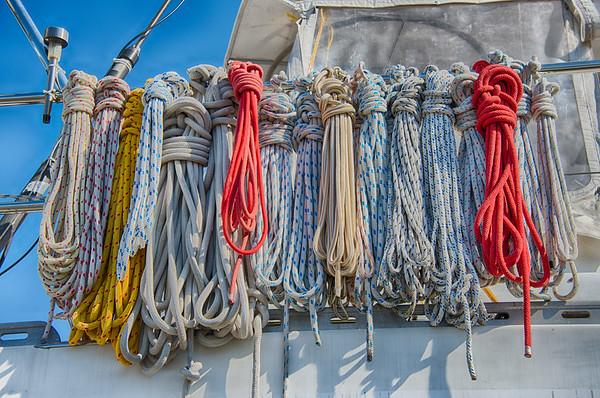 Sailing Yarn