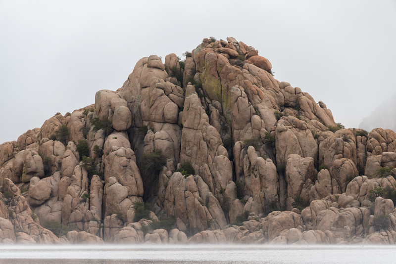 Granite Fog