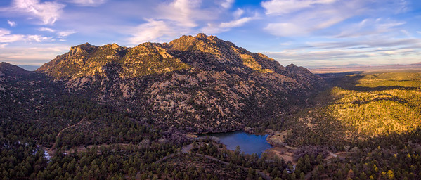 Granite Basin Lake Az.Prescott Michael Wilson