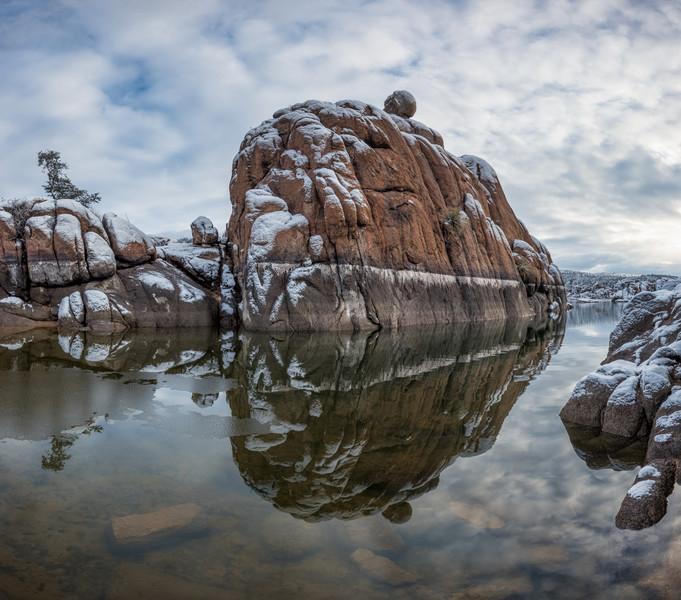 Watson Winter Reflection