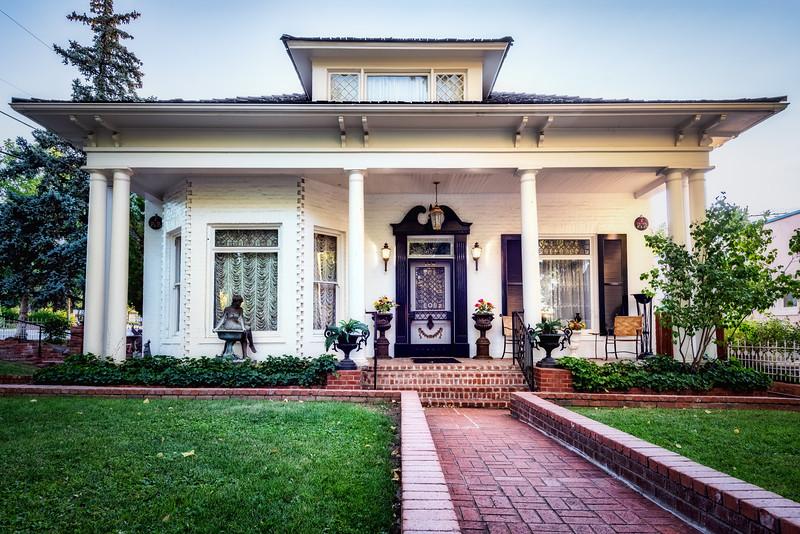 historical homes in Prescott