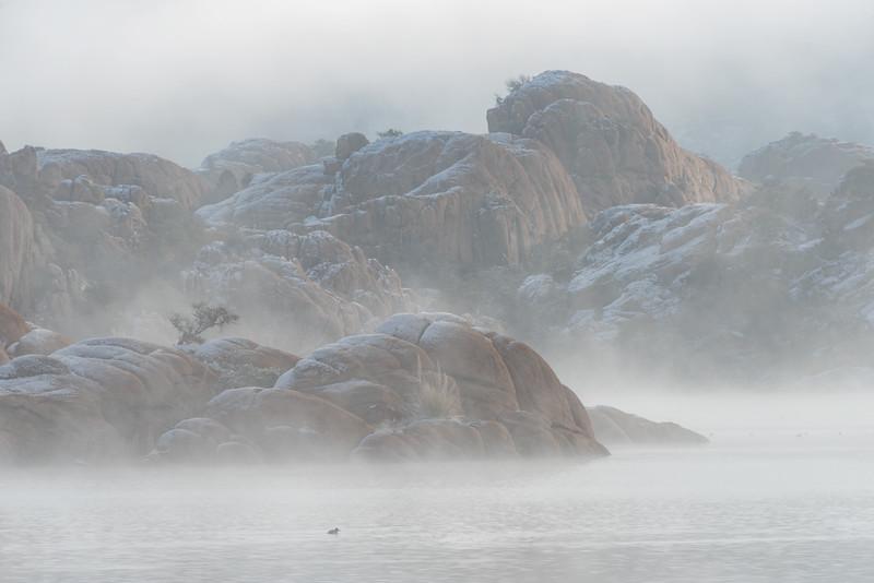 Fog at Watson II