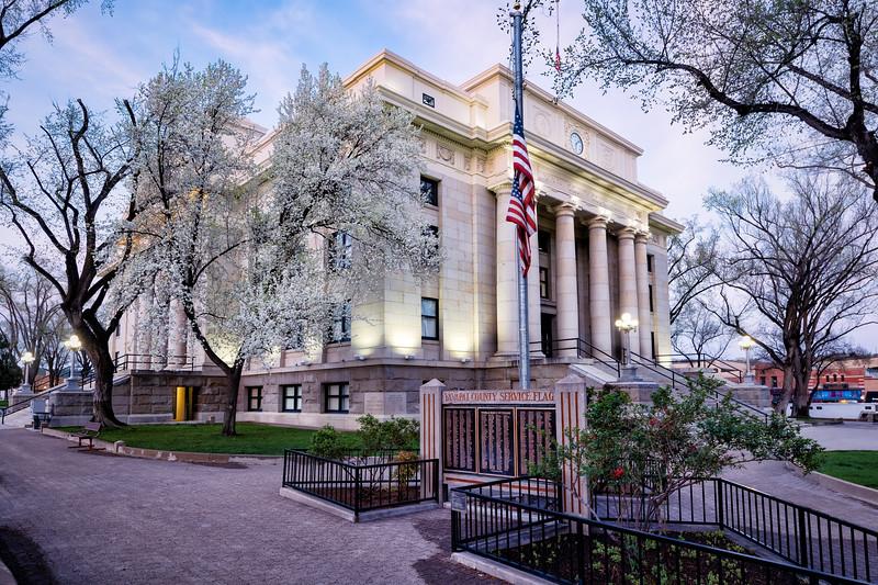 White Courthouse