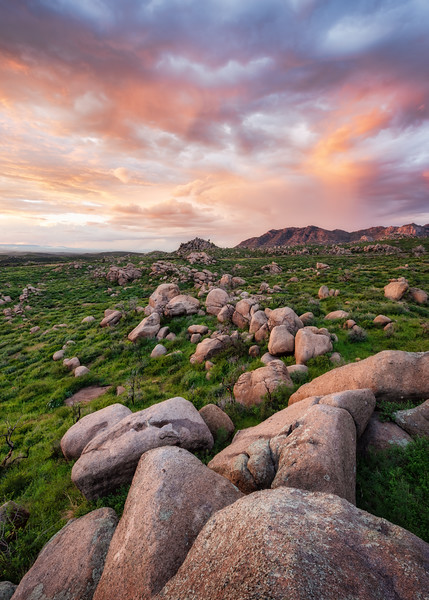 Granite Sunset