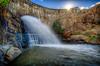 Dam at Watson Lake
