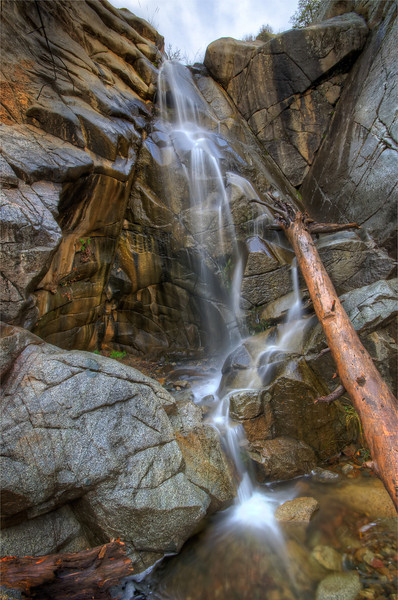 Wolf Creek Falls, Prescott