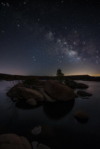 Milky Way at Watson