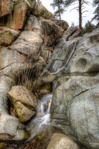 Wolf Creek Long Exposure, Prescott