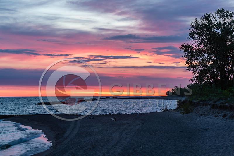 PI Lighthouse Sunrise 2021