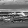 Big Waves 147 B&W