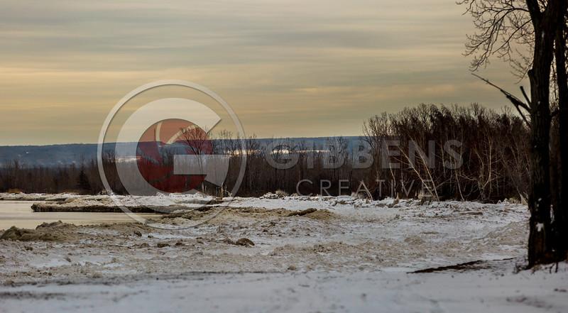 Presque Isle Frozen No Owl