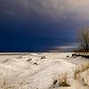 Presque Isle Ice Dunes 2021