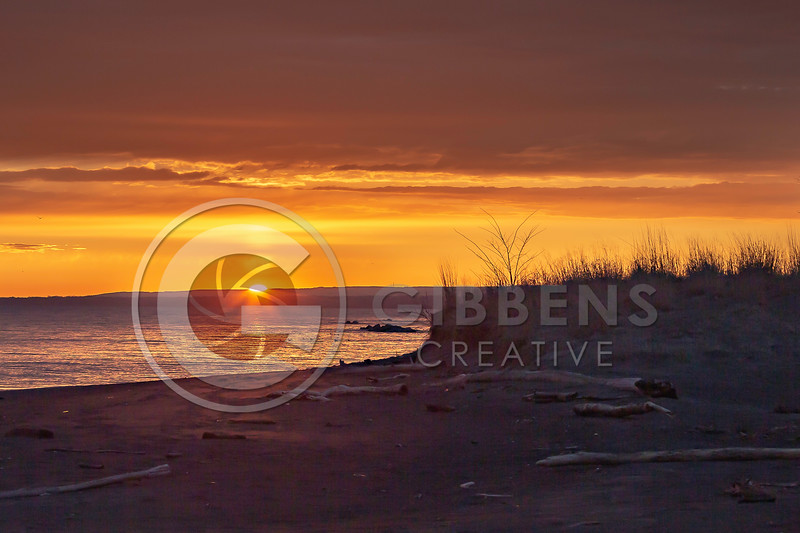 Presque Isle Sunrise Beach 10