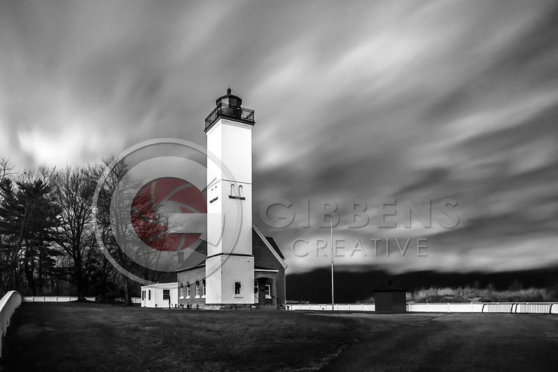 Presque Isle Lighthouse No Lights