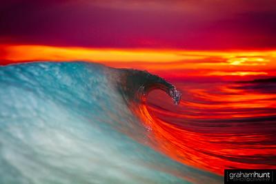 Flash Sunset