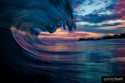 Emerald Isle Water Color