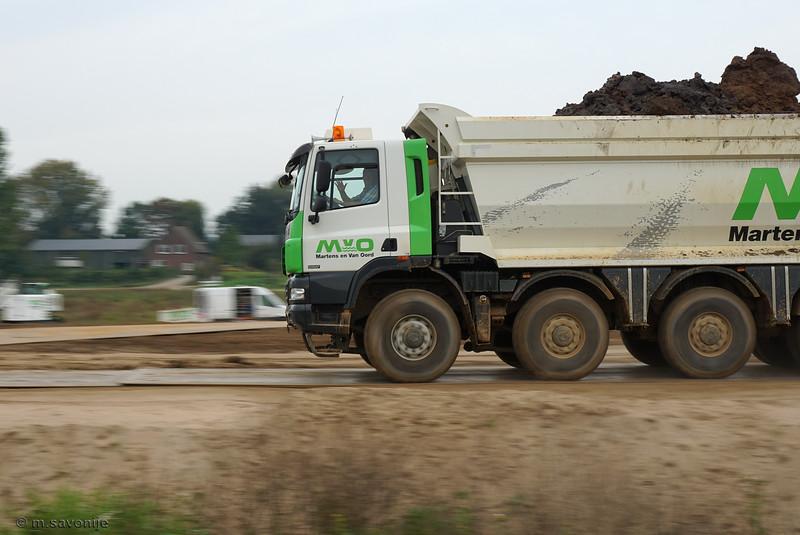 Vrachtwagen Mland2
