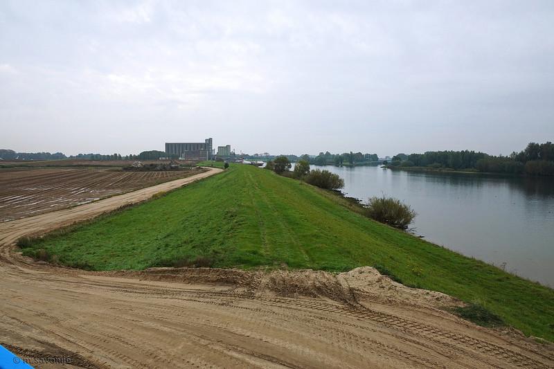 De nieuwe weg naar Loevestein