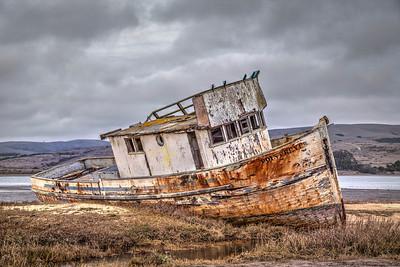 Pt. Reyes Boat