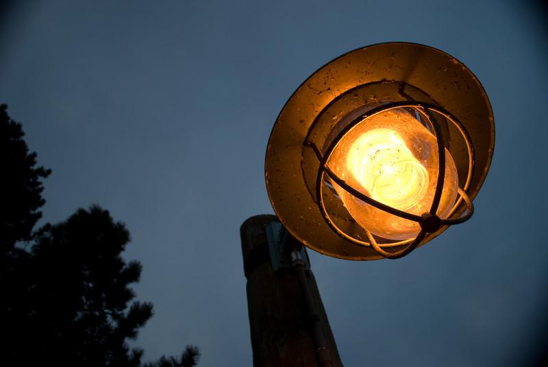Lamp illumination