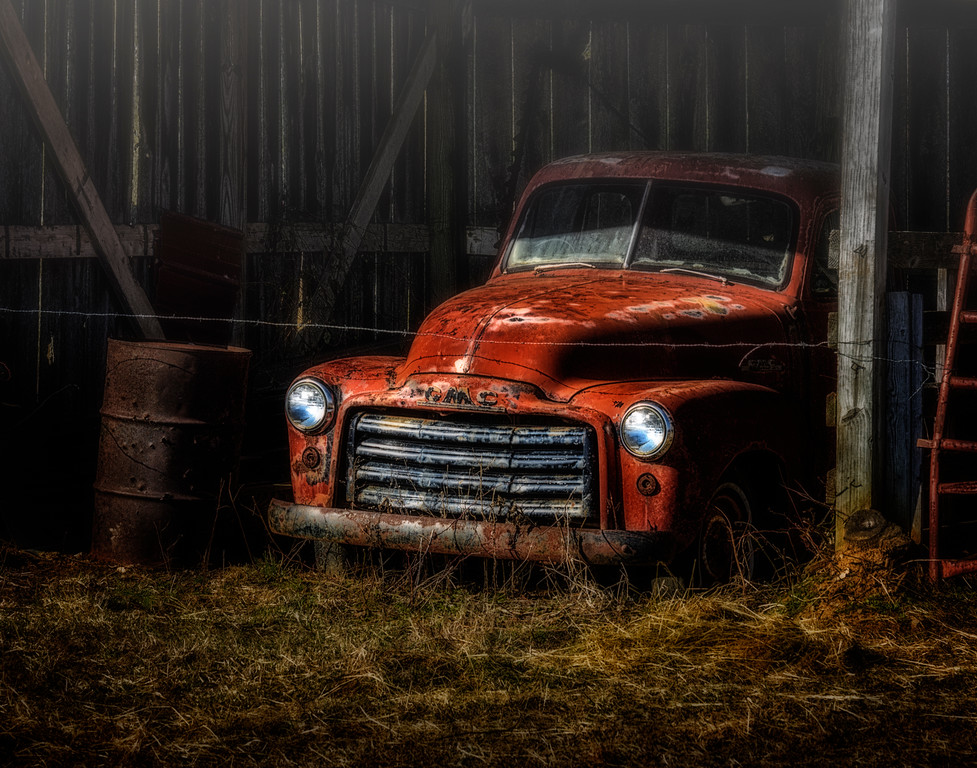 Old GM Truck