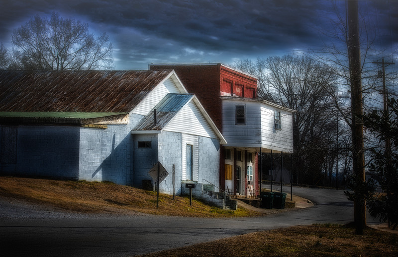 Old town Pulaski
