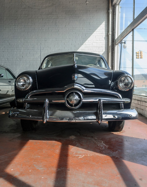 1948 or 47 Ford V8