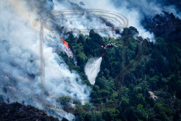 Quail Fire Alpine UT