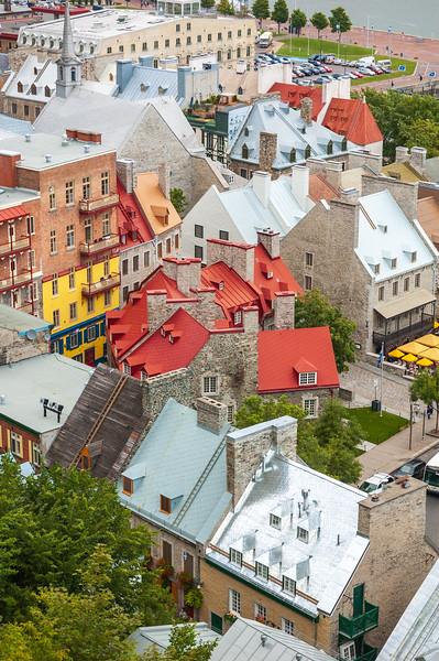 Lower City, Quebec