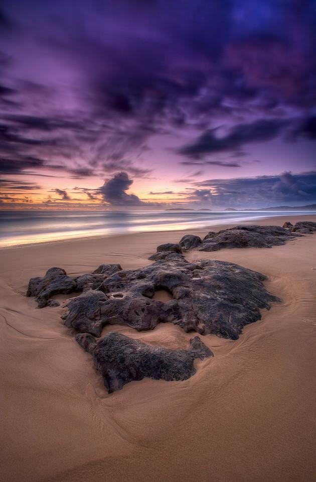 Sunrise #1, Rainbow Beach