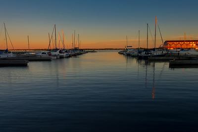 Meyers Pier Marina, Belleville