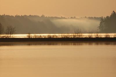 Misty Quitticas sunrise