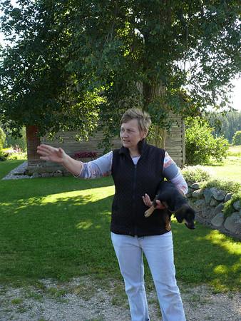 R. Palusalu aias 2009  august