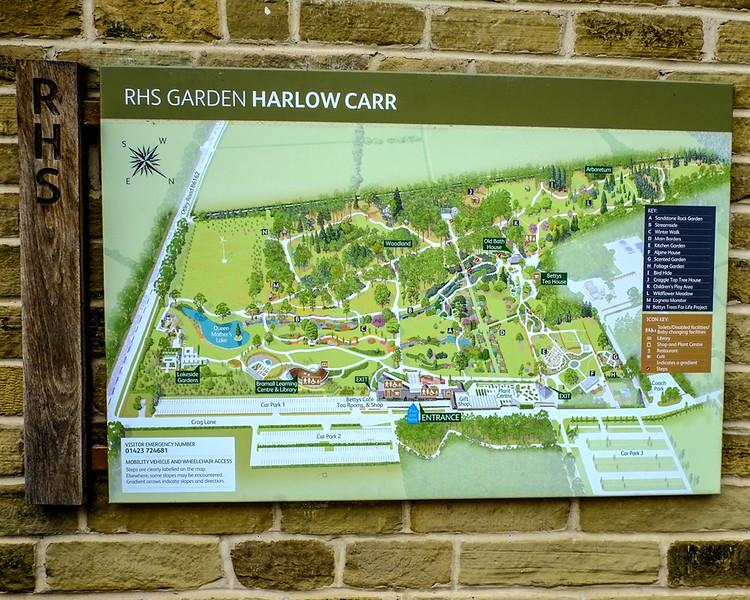 RHS Harlow Carr