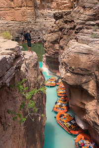 At the Mouth of Havasu Creek