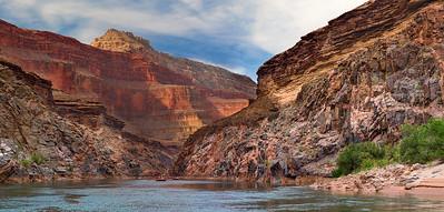 Garnet Canyon