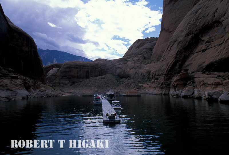 This is the approach via boat. I guess you can try to hike it but that is too hard. Hiking in the heat is no fun.