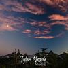 2607  G Moon Sunset and Tatoosh