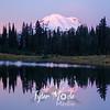 2201  G Rainier and Tipsoo Lake Sunrise