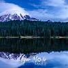 2628  G Rainier Reflection Lakes 10 4 14