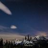 2169  G Rainier Night Clouds